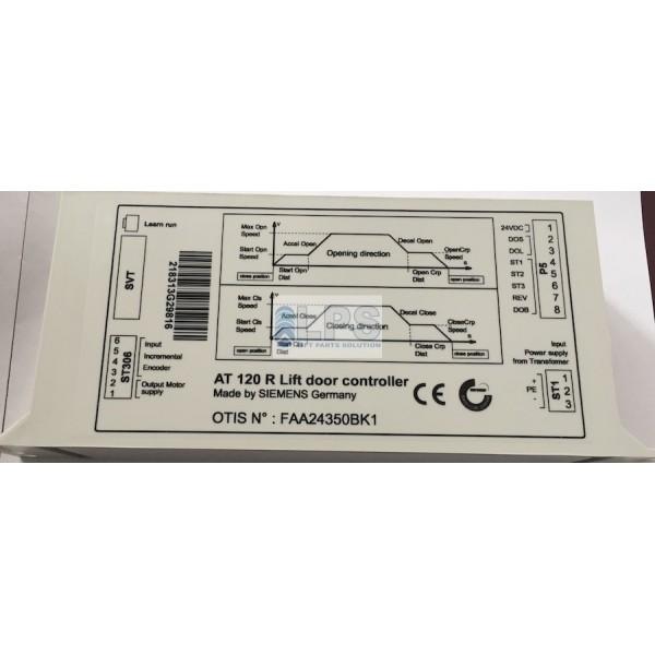 OPERATEUR DE PORTE FAA24350BK1