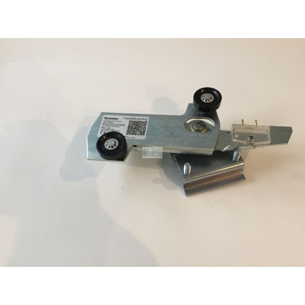 LANDING DOOR LOCK BEAK-PLATE SUPPORT ASSEMBL 40/1