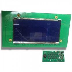 AFFICHEUR OTIS 2000 LCD PALIER