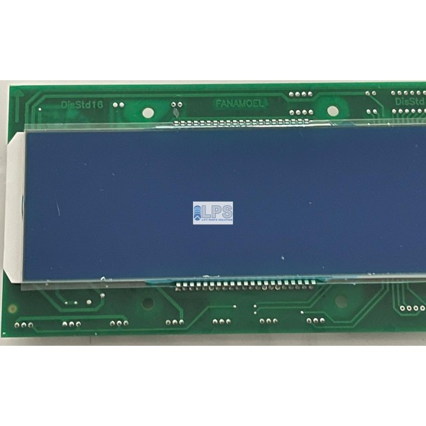 Module Display Thyssen LCD LIP-4 1000204809