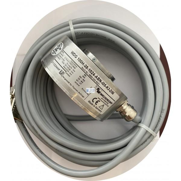 THYSSENKRUPP - ENCODER - WDG100H-38-1024-ABN-I05-K3-D56